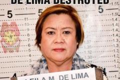 Delima Destroyed