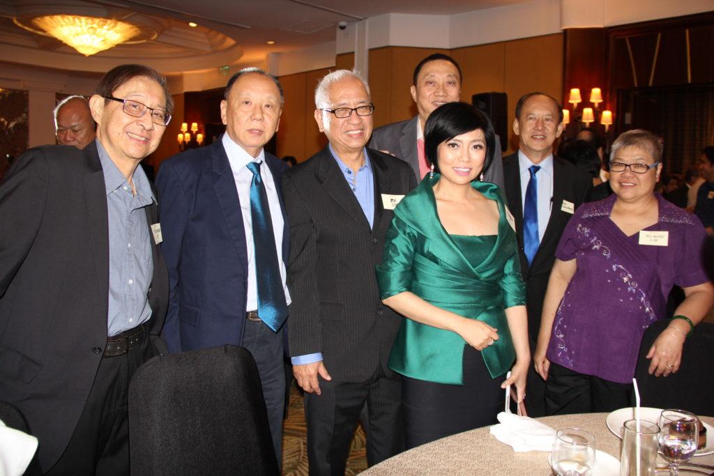 FERNANDO Po, Ignacio Ong, Joe Sim, Ernest Chua, EMotors President and CEO Beth Lee, John de Guzman, and Milagros Sim.
