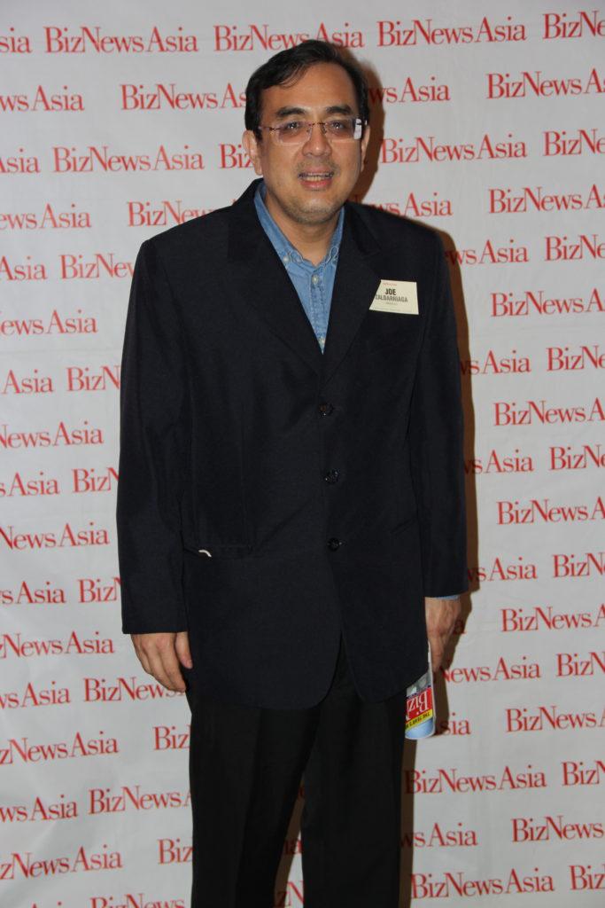 MERALCO Media Affairs Head Joe Zaldarriaga